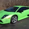 Lamborghini Murcielago LP 640 (verde ithaca)