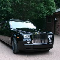 Rolls Royce Phantom Black Tie Edition by Genaddi Design