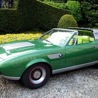BMW 2800 Spicup by Marcello Gandini (Bertone)