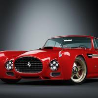 Ferrari F340 Competizione by Gullwing America