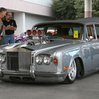 Rolls-Royce Silver Shadow Pro Street Low Rider