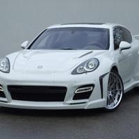 Porsche Panamera Turbo by FAB Design