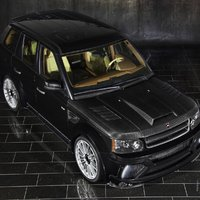 Land Rover Range Rover Mansory