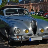 Mercedes-Benz Typ 320 Stromlinien Cabriolet by Wendler