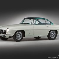 Aston Martin DB 2/4 MkII Supersonic by Ghia