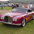 Rolls-Royce Corniche Coupe Chophead by Dean Bryant