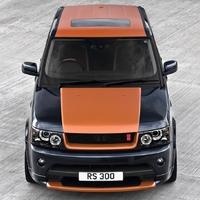 Range Rover Vesuvius Edition Sport 300 by Kahn Design