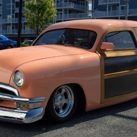 Ford 1950 Custom Woody