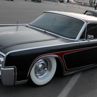 Lincoln Continental Custom Low Rider