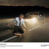 Kitekintő: a legjobb autós reklámok - VW Blue Motion