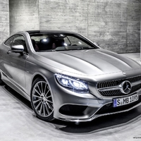 Mercedes-Benz S500 Coupe (2014)