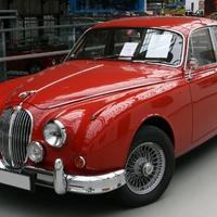 Jaguar Mk2 3,4