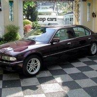BMW 750 iL L7 Individual