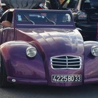 Citroën CV 2 Hotrod