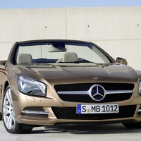 Mercedes-Benz SL 350 és SL 500 Edition 1 (2012)