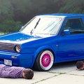 Volkswagen Golf 2 Custom