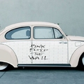 "Volkswagen Bogár ""The Wall"""