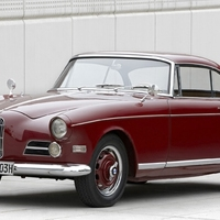 BMW 503 Coupe Sport
