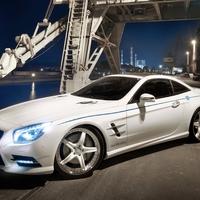 Mercedes-Benz SL 500 Maritime by Graf Weckerle