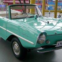 Amphicar (kétéltű jármű)