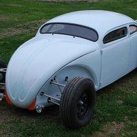 Volkswagen Bogár Flat Rod
