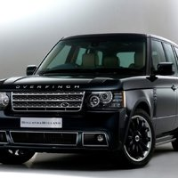 Range Rover Supercharged Holland & Holland by Overfinch