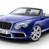 Bentley Contiental GTC (2012)