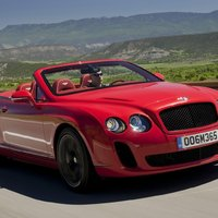Bentley Continental GT Supersport Convertible