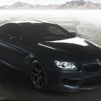 BMW M6 Coupe by Vorsteiner