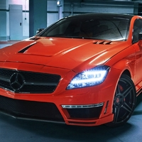 Mercedes-Benz CLS 63 AMG Stealth by German Special Customs