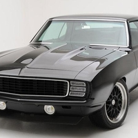 Chevrolet Camaro 1969 by Nelson Racing Engines