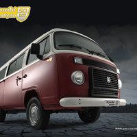 Volkswagen T2 Kombi (VW do Brasil)