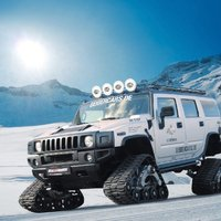 Hummer H2 Bomber by GeigerCars