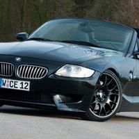 BMW Z4 V10 by Manhart Racing