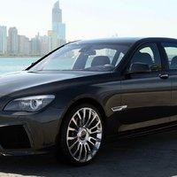 BMW 760 Li by Mansory