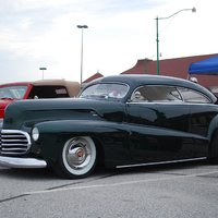 Chevrolet Chop Head Custom 1947