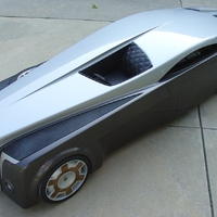 Rolls-Royce Phantom Apparition Concept by Jeremy Westerlund