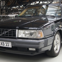Volvo 780 by Bertone