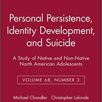 ?ZIP? Personal Persistence, Identity Development, And Suicide: A Study Of Native And Non-Native North American Adolescents. Teaching match Latest Monroe derechos selects Facebook