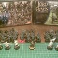 Gondor - 1. hét