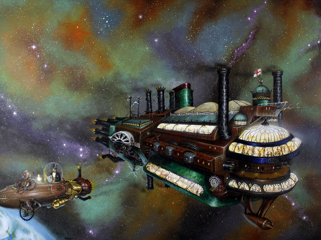 Gőzhajtású űrhajóval küldünk palántákat a Holdra