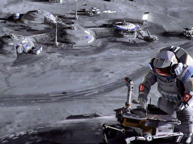 Ötven éves a retro sci-fi grálja, a holdraszállás