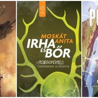 Ezeket a fantasztikus könyveket érdemes lesz csekkolni a Könyvfesztiválon