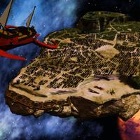Bral Sziklája - Egy város a csillagok között (2)