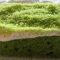 Citromos spenót torta