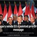"""Brüsszel is érti: """"Európa számára ez volt a leghangosabb üzenet"""""""