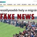 Még adatokat is hamisít az Index, hogy mentegethesse a migránsokat
