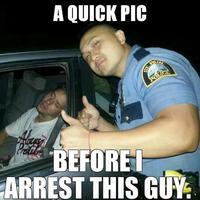 Rendőr, te hallgass!