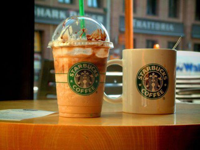 Starbucks bekapcsol