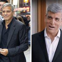 Clooney és Csányi